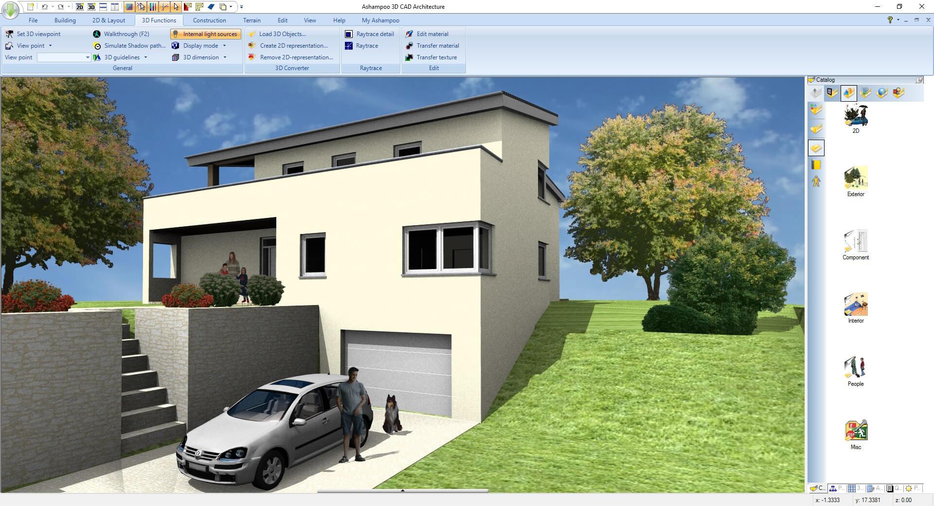 Ashmapoo 3D CAD
