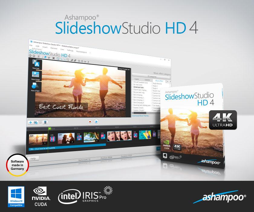 Ashampoo Slideshow