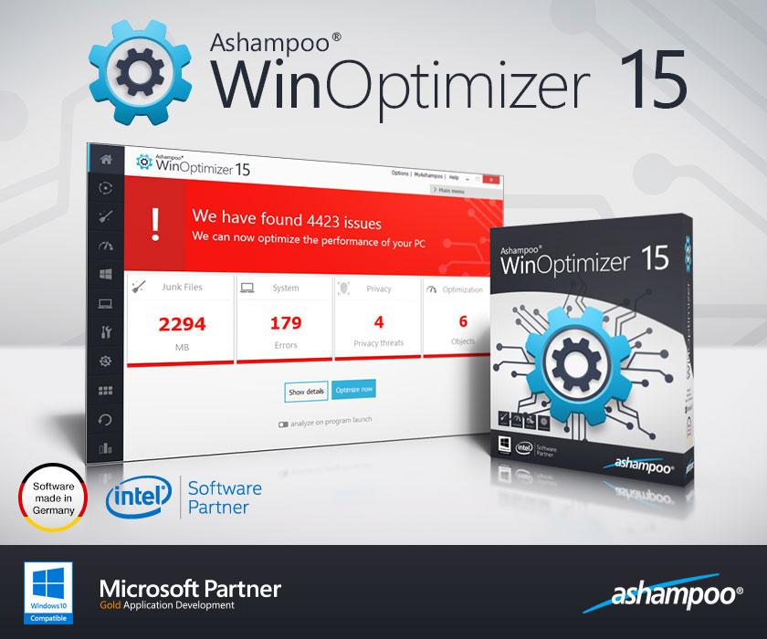 WinOptimizer 15