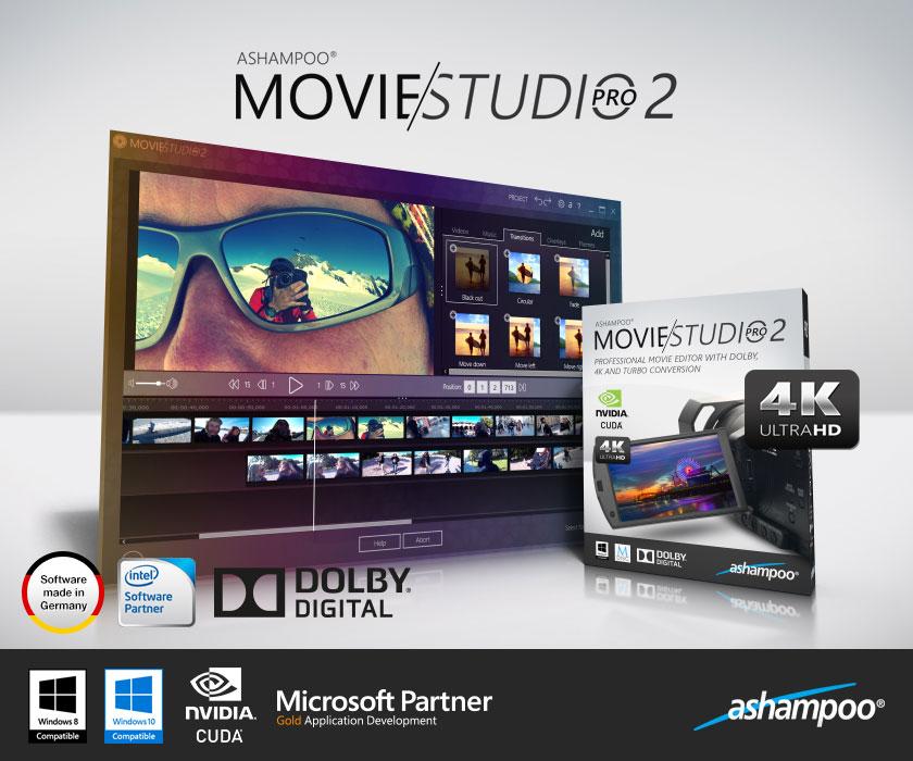 Movie Studio Pro 2