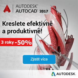 AutoCad . sleva 50%