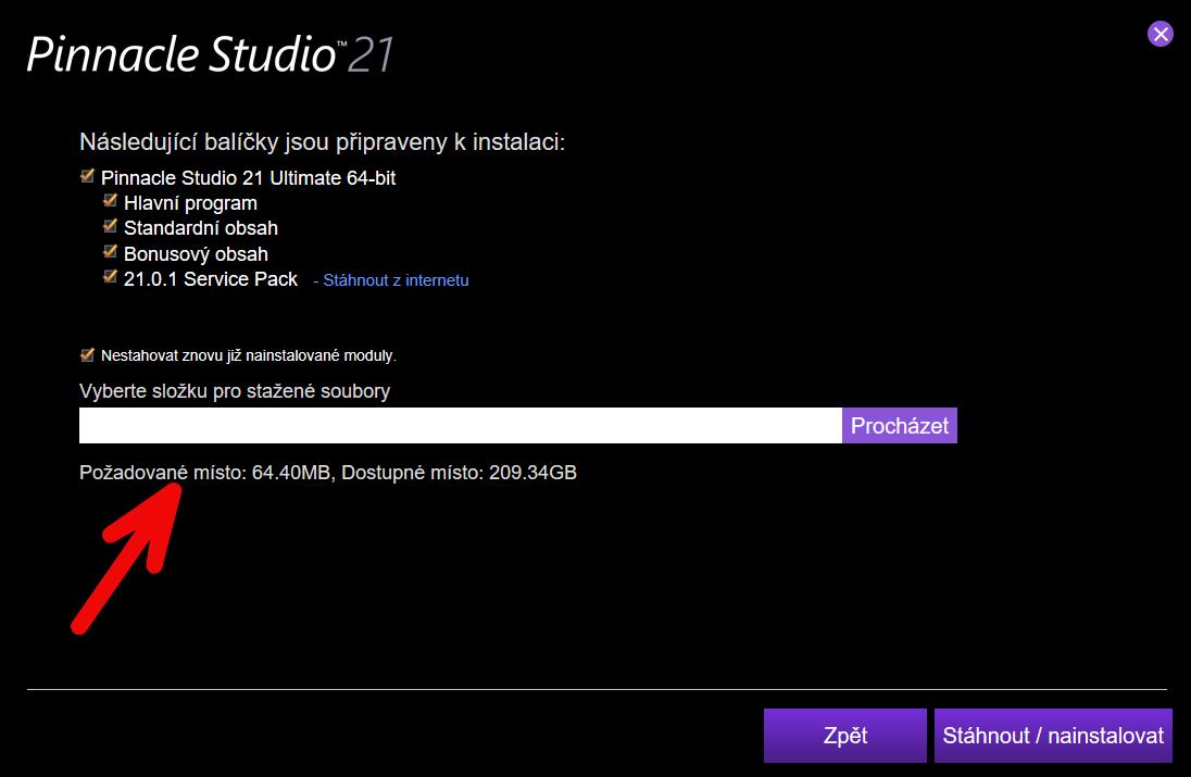 pinnacle studio 21 ultimate 64 bit free download