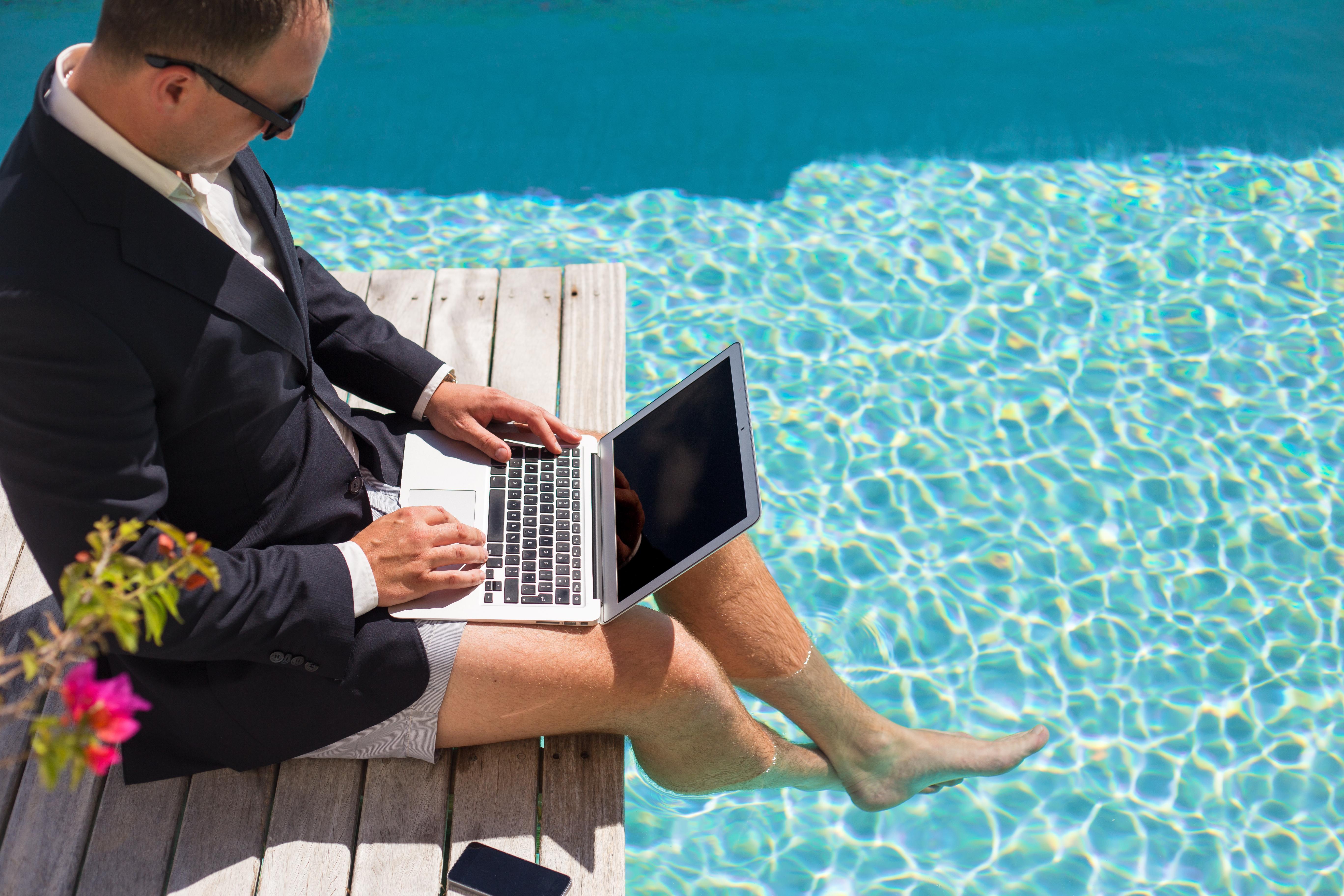 Prázdniny s počítačem