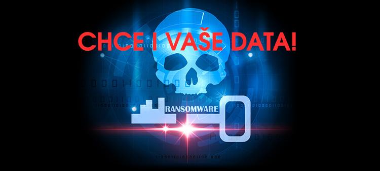 Ransomware - jak se chránit před ransomware