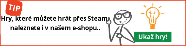 Hry přes Steam - a co je Steam