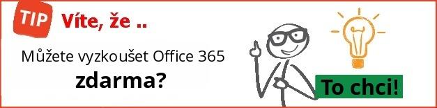 Chci vyzkoušet office zdarma